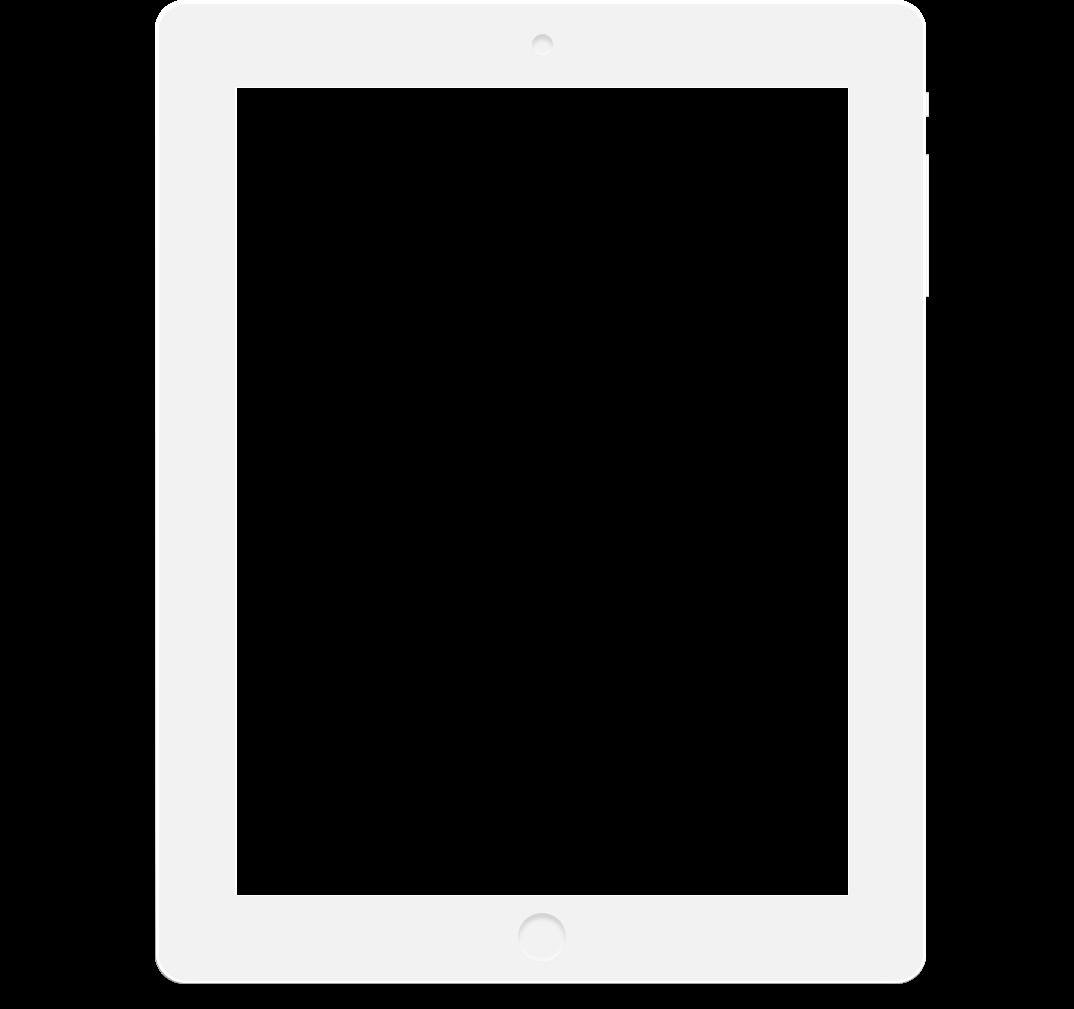 tablette de présentation