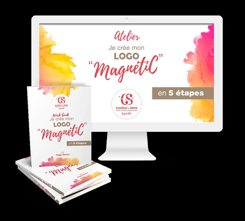 Masterclass Créer ton Logo Magnétic